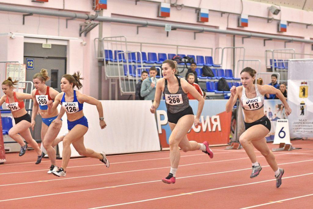 Проблемы развития студенческого спорта в России